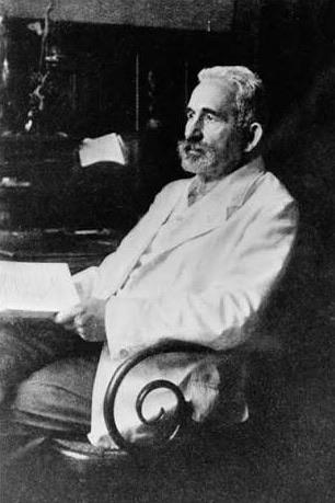 Emil Kraepelin(1856-1926)