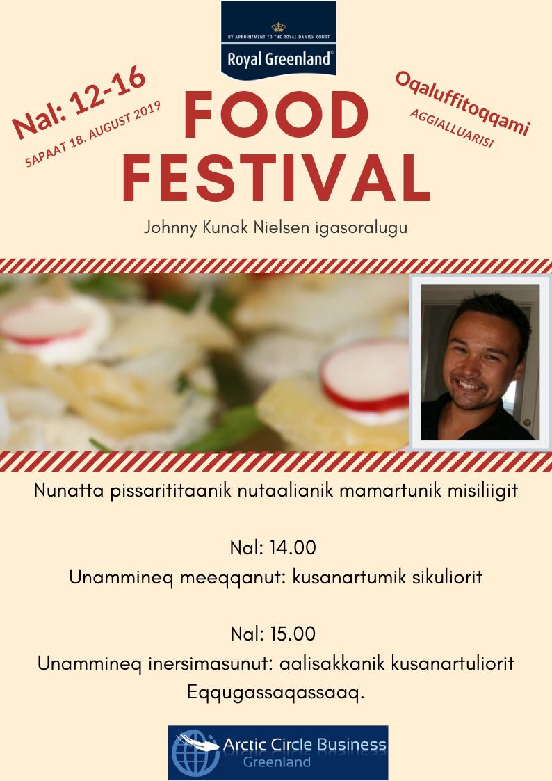 Maniitsoq Foodfestival