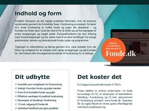 ProGreenland afholder fundraising kursus i Nuuk d.14. og 15. oktober 2019