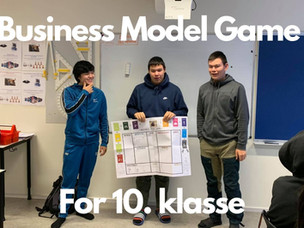 Business Model Game for 10. Klasse