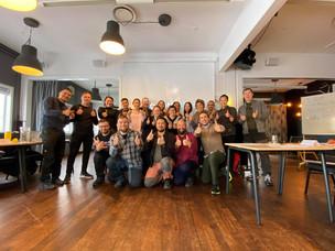 Incubator workshop i samarbejde med Innovation Greenland