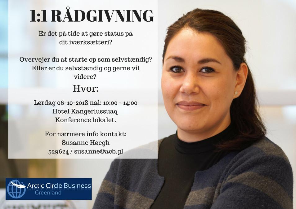 ACB kommer til Kangerlussuaq