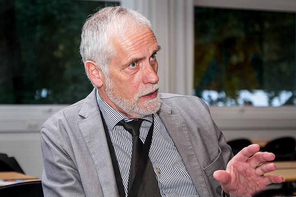 Direktør Bjarne Elgaard Pedersen