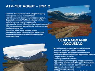 Arctic Circle Road Infographic Kal/Dk
