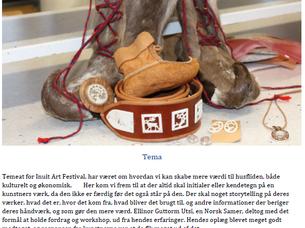 Læs om Inuit Art Festival
