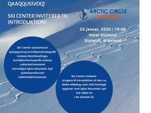 Ski Center atuisartunut Qaaqqusivoq (kinguartinneqarpoq 29/01-2020 nal. 19:00) - Ski Center invitere