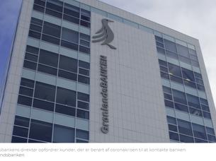 Godt nyt til de erhvervsdrivende fra Bankerne i Grønland