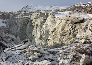 Hvid cement uden CO2