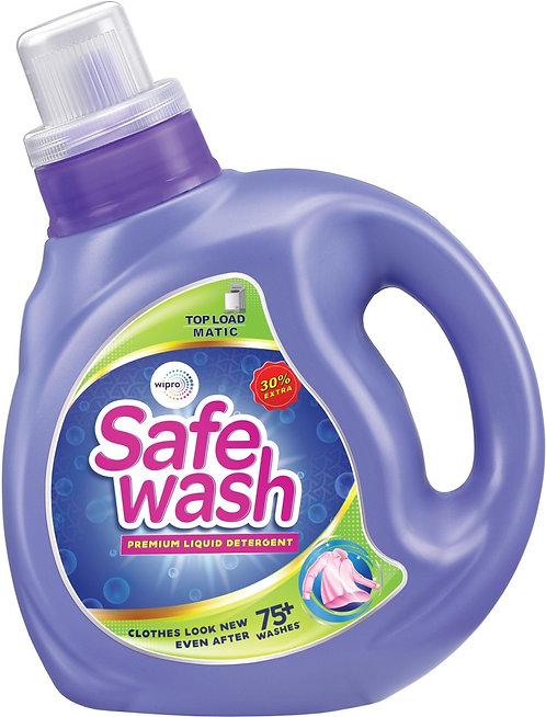 Wipro Safewash Matic Top Load Premium Liquid Detergent