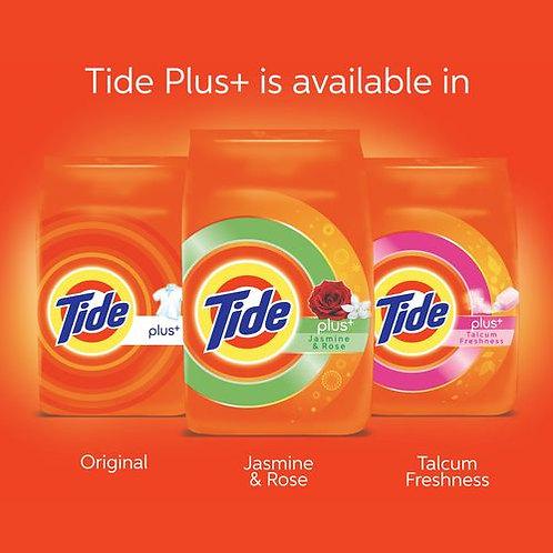 Tide Plus Extra Power Jasmine & Rose Detergent Powder - Brand Offer