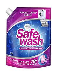 Wipro Safewash Matic Front Load Premium Liquid Detergent