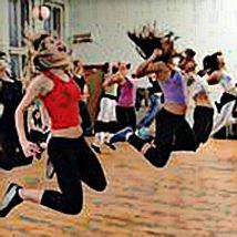 Visuel de la formation BP JEPS activités gymniques de la forme et de la force