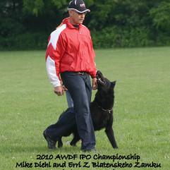 2010 AWDF, Mike w. Erri