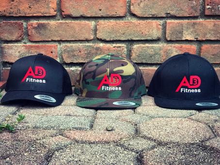 AD3 Fitness Hats & Shirts
