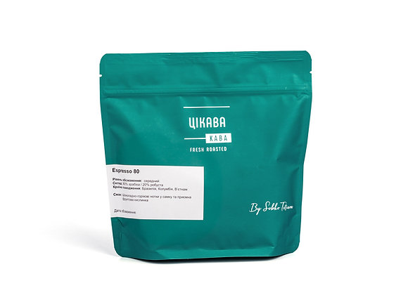 Espresso Blend 80, 1 кг