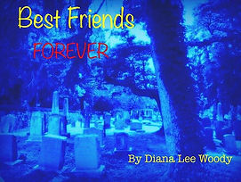 Poster art for my screenplay ghostly fem