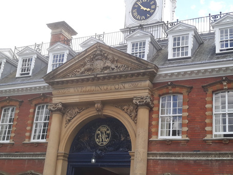 The Tenth Anniversary Festival of Education at Wellington College  Friday 21 June 2019