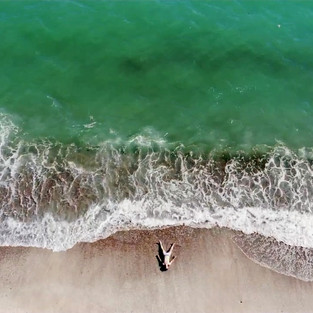 Warm waters of the Gulf of California (Mexico)