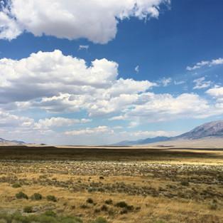 Landscape of Nevada