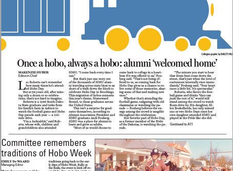 Committee remembers traditions of Hobo Week