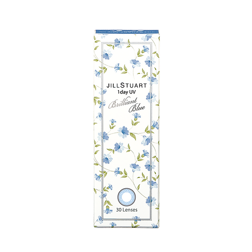 JILL STUART 1day UV - Brilliant Blue ( 30片裝 )