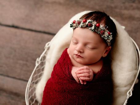 Baby Collins Phoenix Newborn Photographer
