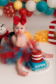 Goodyear az cake smash photographer