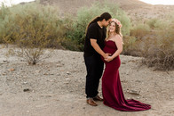 gilbert maternity photographer