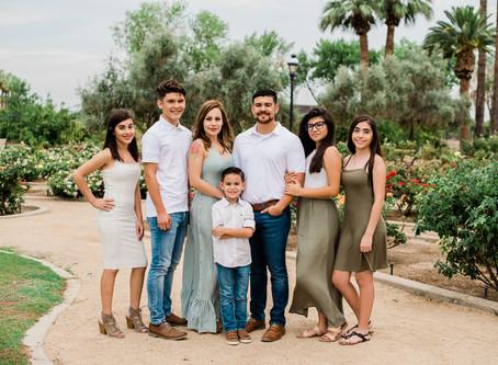 Oropeza Family- Goodyear Family Photographer