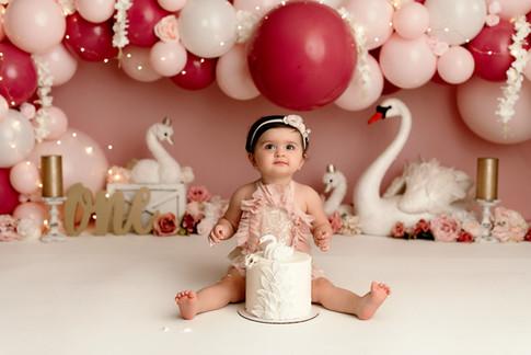 first birthday photographer in Glendale AZ