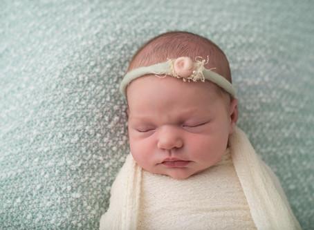 Newborn Allie- Goodyear AZ newborn photographer