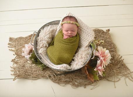 Briella- Peoria Newborn Photographer