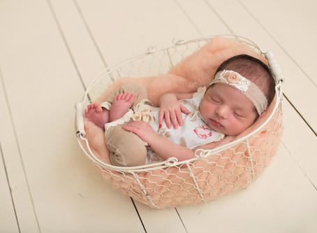 Arianna- Goodyear AZ newborn photographer