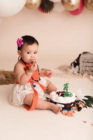 glendale arizona cake smash photographer