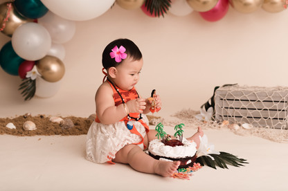 Goodyear arizona cake smash photographer