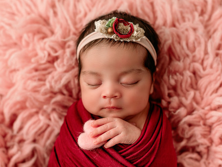 Phoenix AZ newborn photographer