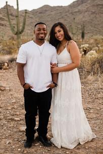 Phoenix desert family photography