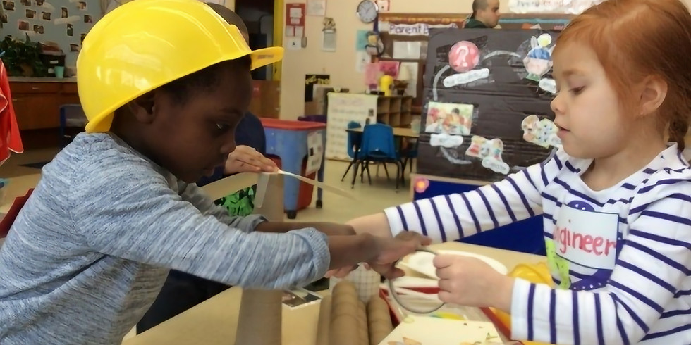 Solve Problems with your Preschooler