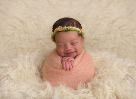 Camila's Newborn Session- Goodyear AZ newborn photographer