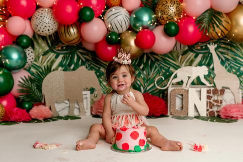 first birthday photographer in Phoenix AZ