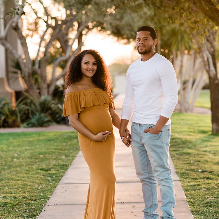 surprise arizona maternity photographer