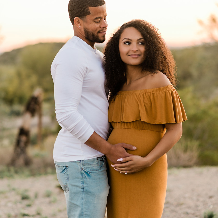 buckeye maternity photographer