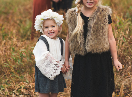Cook Family- Avondale AZ family photographer