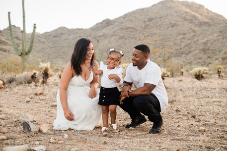 West Valley Arizona family photographer