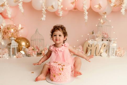 first birthday photographer in Peoria AZ