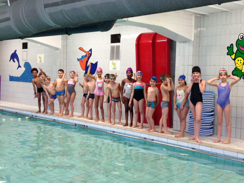 Défi natation 2016