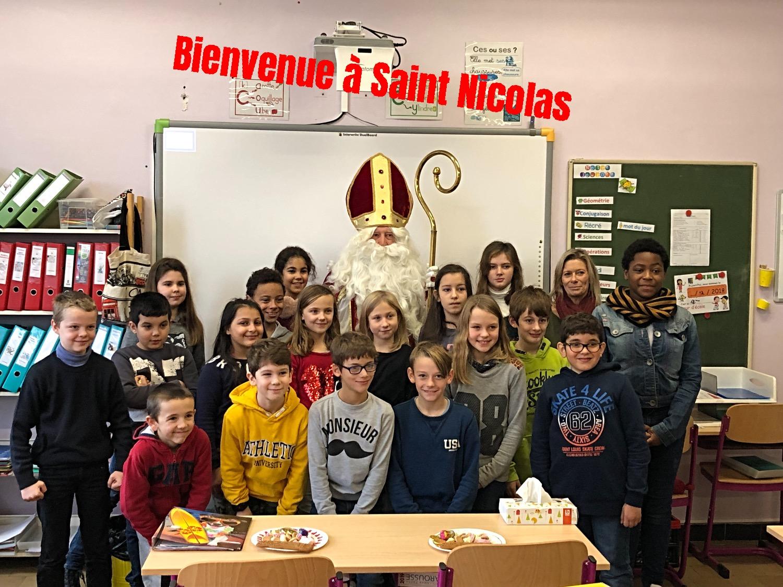 Bienvenue à Saint Nicolas