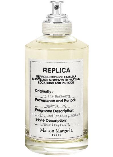 Maison Margiela 'Replica' At the Barber's