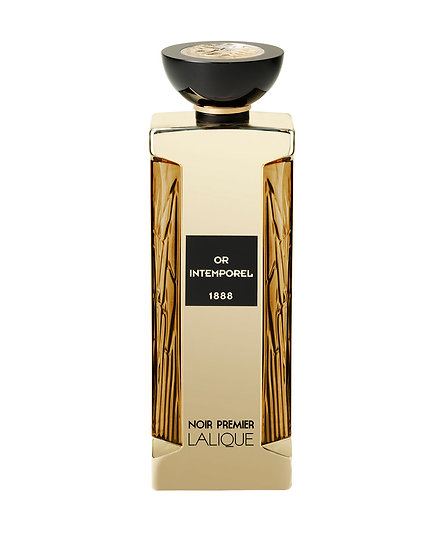 LALIQUE NOIR PREMIER OR INTEMPOREL