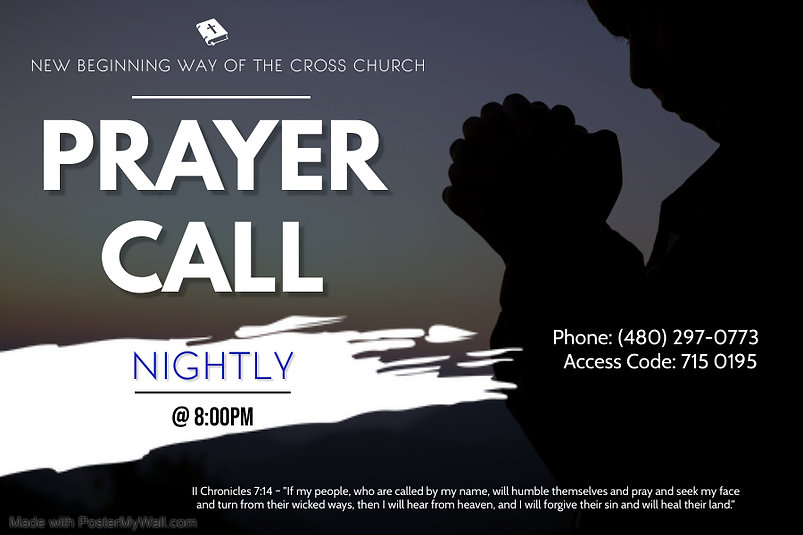 Copy of fasting and prayer flyer - Made